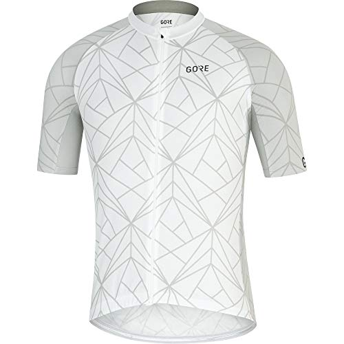 Gore Wear Herren Gore C3 Trikot B, White/Light Grey, L Preisvergleich