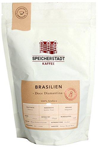 Speicherstadt Kaffee - Doce Diamantina gemahlen - 250g
