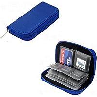 Memoria Scheda di memoria Custodia Protector Wallet. 22 slot.