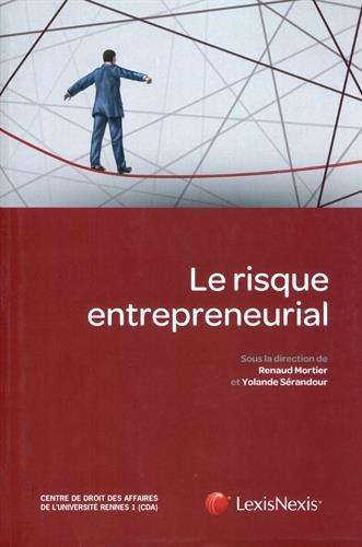 Le risque entrepreunarial
