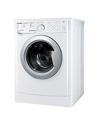 Indesit EWC 91083 BS IT/1 Autonome Charge avant 9kg 1000tr/min A+++ Blanc machine à laver - machines à laver (Autonome, Charge avant, Chrome, Blanc, Gauche, 62 L, Chrome)