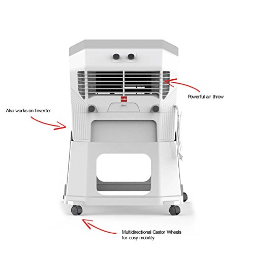 Cello-Swift-50-Ltrs-Window-Air-Cooler-White