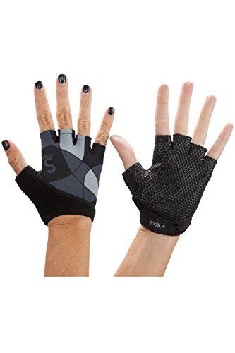 hommes-et-dames-1-paire-toesox-yoga-half-finger-grip-gants-gris-s