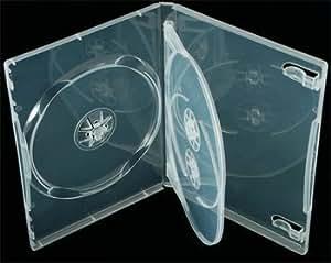 Elixir 1 X Transparent Triple 3 DVD/CD