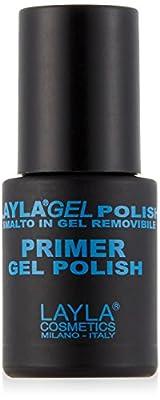 Layla Cosmetics Primer Gel Nail Polish Pack of 1x 0.01)