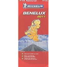 Benelux : 1/400 000