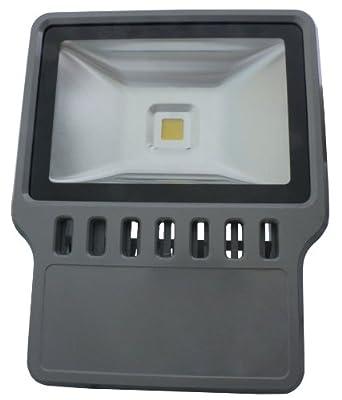 50046 LED Fluter / Strahler 220V 120W Netz-SMDs warmweiß 7500LM von LUMMAX bei Lampenhans.de