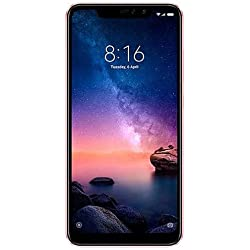 Xiaomi Redmi Note 6Pro 64GB Teléfono Móvil, Roségold