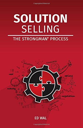 Wals solutions the best amazon price in savemoney solution selling the strongmanc process 2016 by ed wal 2016 fandeluxe Image collections