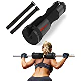 FITSY® Foam Barbell Squat Pad for Standard and Olympic Bar