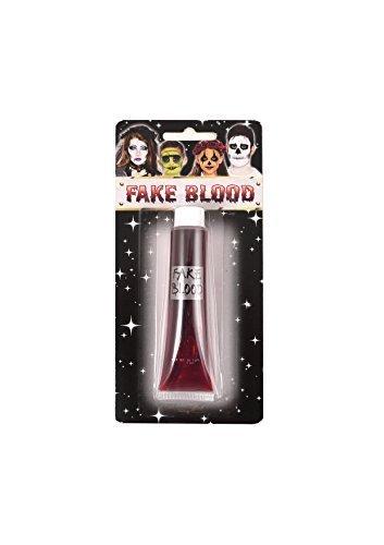 Finta Rosso Sangue per Halloween Gory Vampiro Make Up Effetti Speciali Accessori Per Costumi 28,5 ml