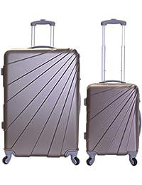 Slimbridge Fusion ensemble de 2 valises rigides