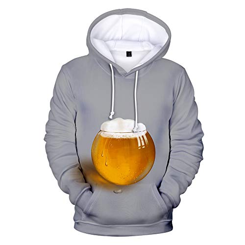 Herbst Winter Frauen Männer Kinder 3D Bier