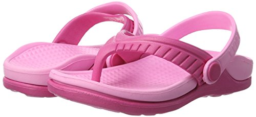 Aqua-Speed - Damen Badeschuhe / Sandalen Strandschuhe Pink