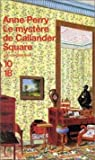 Le mystere de callander square