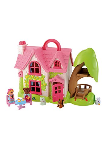 Image of Early Learning Centre Figurines (Happy land Cherry Cottage)