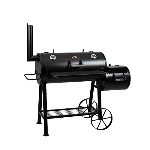 Mayer Barbecue RAUCHA Longhorn Smoker MS-500 Master