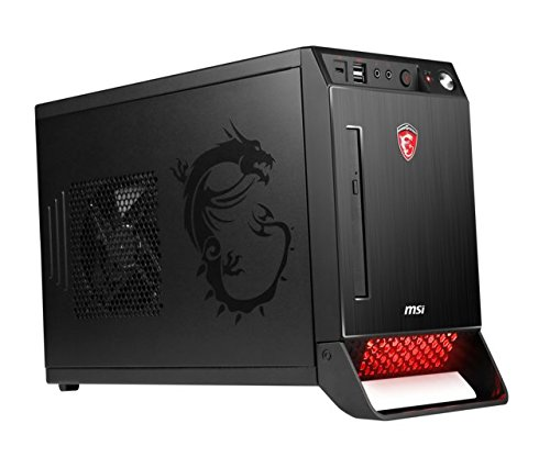 MSI Nightblade X2B Desktop PC da Gaming Processore i5 6400 2.7 GHz Memoria Interna da 2048 GB 8 GB di RAM Scheda Grafica nVidia GeForce GTX 1070