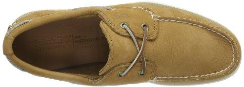 Timberland Ekhert2eye, Chaussures Bateau Homme Marron (Light Brown)