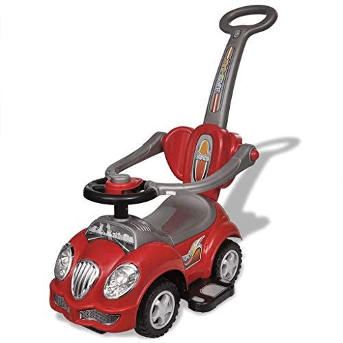 vidaXL Children's Ride-on Car wi...