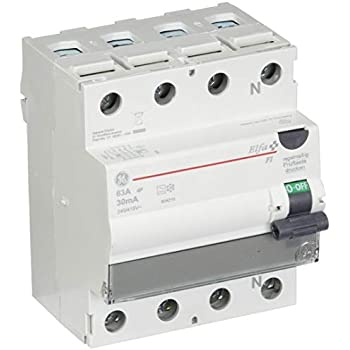 40A 0,03 Fehlerstromschutzschalter GE AEG LS FI FI//LS 16A 1polig 3polig B16