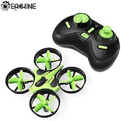 Mini Drone, EACHINE E010 Mini Quadcopter Drone Pour Débutant et Enfant (Vert)