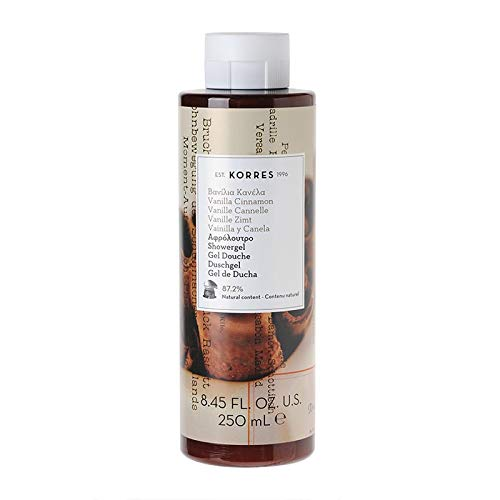 VANILLA CINNAMON Showergel 250ml -