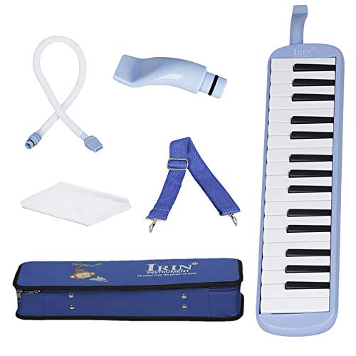 Learning & Education Flight Tracker Children 32 Keys Electronic Keyboard Toy With Mini Microphone Crease-Resistance