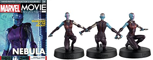 FIGURA DE RESINA MARVEL MOVIE COLLECTION Nº 24 NEBULA