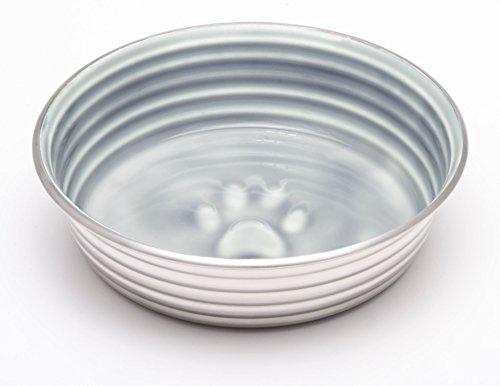 Le Bol Dog Bowl - Stainless Steel Pet Food Bowl With Non Slip Rubber Bottom - Suitable For Dogs And Cats - X Small Size… 6