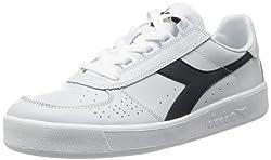 Diadora Men s B. Elite Court Shoe Blue Denim / White 8.5 D(M) US