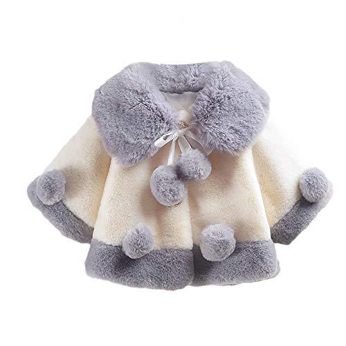 sunnymi 0-24 Monate Baby Mädchen Winter SAMT Mantel Herbst Jacken Warme Kleidung
