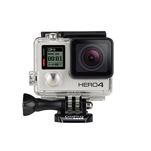 Producto 48/72HGoPro Hero 4 Silver EditionCapta el mundo de una forma totalmente nueva con la HERO4 Silver, la primera GoPro en incorporar una pantalla táctil integrada. El control de la cámara, el encuadre y la reproducción de contenido son ahora su...