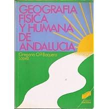 Geografía física y humana de Andalucía