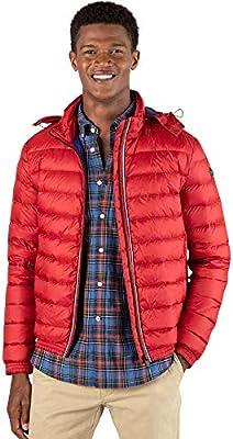 El Ganso Casual 2 chaleco plumas, Rojo (Rojo 0006), edium para Hombre
