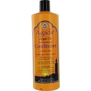 Agadir Argan Oil Après-shampoing hydratant à l'huile d'argan 1 l