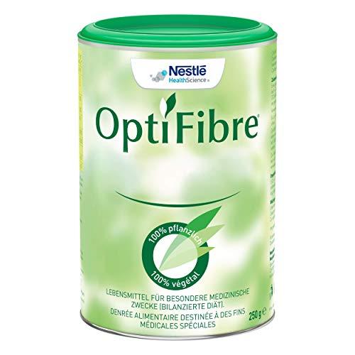 OptiFibre Pulver von Nestlé Health Science, 100{5cdd3360b03ceb987b054b354a78942e5a75637af2870f5bc0a0216c4d604161} Pflanzlich (1 x 250g)