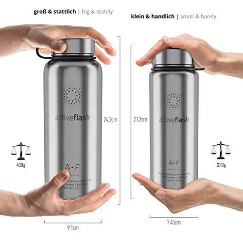 Zoom IMG-3 bottiglia termica active flask 3