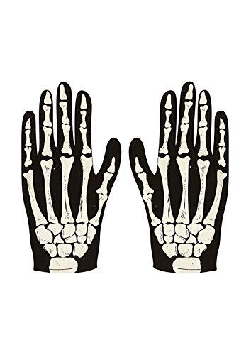 Kinder Skelett Handschuhe