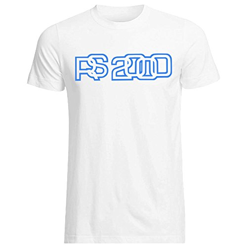RS 2000 Mk 2 T-Shirt (ii) (Large, White T-Shirt with, used for sale  Delivered anywhere in Ireland