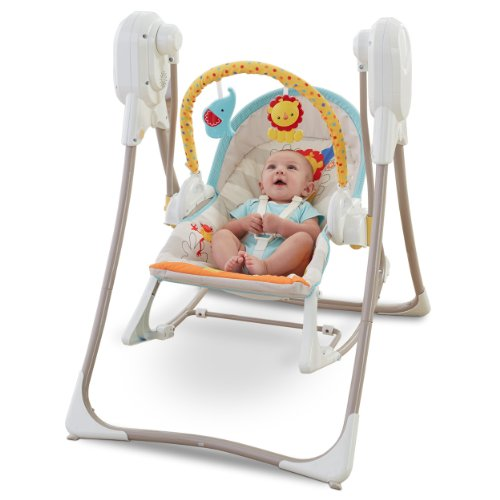 Fisher-Price Modelo BFH06 Hamaca Bebe Rocker electrica - 6