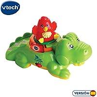 VTech Amigo el Cocodrilo + 1 Zoomizooz, Color (3480-510722)
