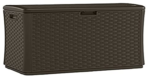 Suncast BMDB13400 ® Premium Extra Large Garden Resin Wicker Large