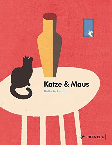 Katze und Maus: Ein Pappbilderbuch mit vielen Stanzungen