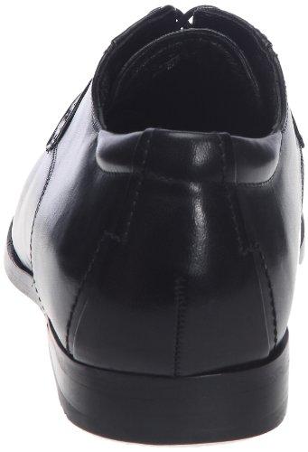 Rockport Or Mocfront, Mocassins homme Noir (Black)