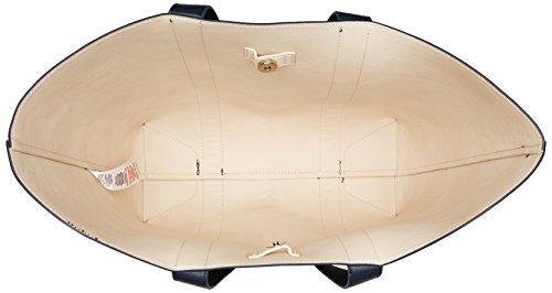 Wallis 182576008, Borsa a spalla Donna, 14x32x47 cm (W x H x L) Blu (Navy)