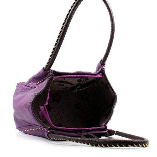 Aossta - Sacchetto donna Purple Mejor Mayorista En Línea Barata Sast En Venta Últimas Colecciones Precio Barato Las Labores De Saneamiento En Línea Oficial 2boeZPN