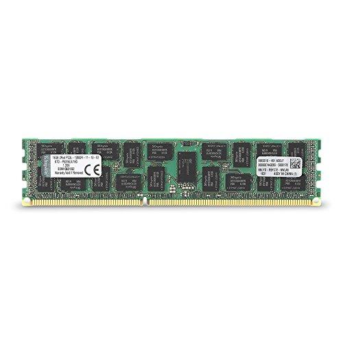 Kingston KTD-PE316LV/16G Arbeitsspeicher 16GB (1600MHz, 240-polig, PC3-12800) DDR3-DIMM-RAM