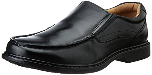 Hush Puppies Men's Penley Spy Leather Formal Shoes