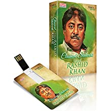 Music Card: Classical Stalwarts - Ustad Rashid Khan - 320 Kbps MP3 Audio (4 GB)